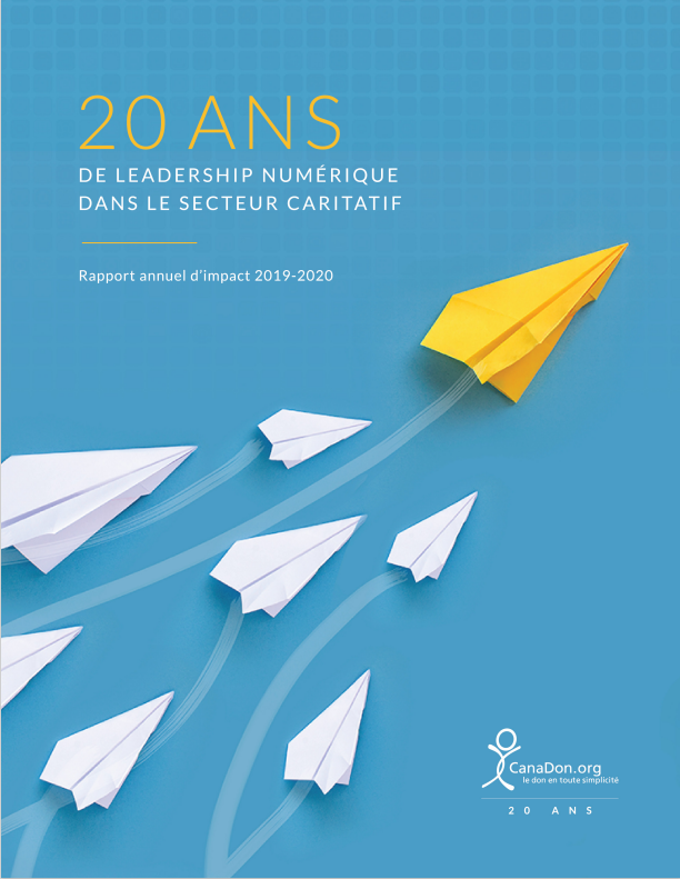 2020 Rapport Annuel