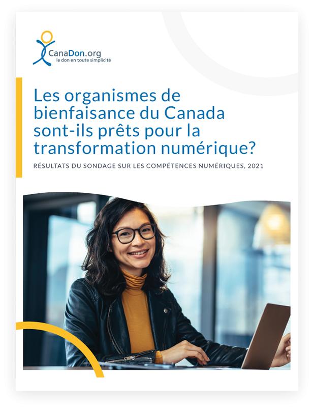 Le rapport Résultats du sondage sur les compétences numériques, 2021