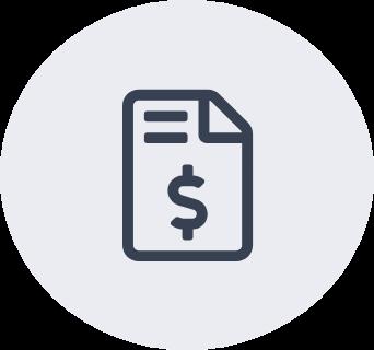 Instant tax Receipts