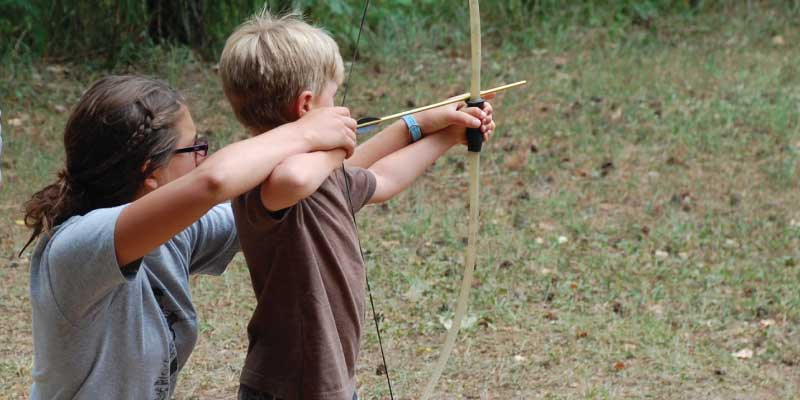 Archery Camp Cherith
