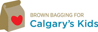 Brown Bagging for Calgary's Kids Logo