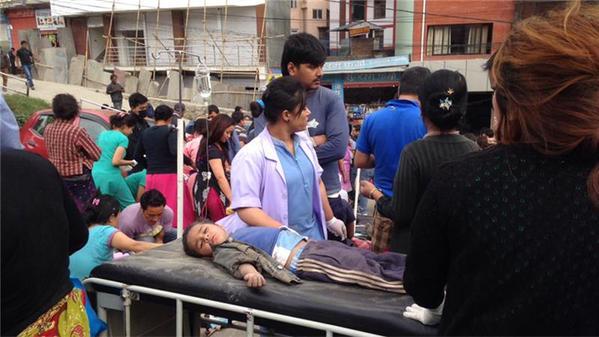 British Red Cross Nepal
