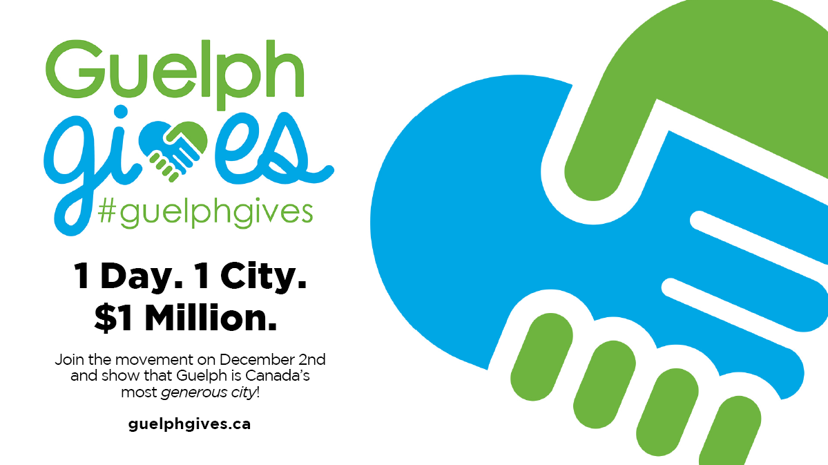 Guelph Gives GivingTuesday