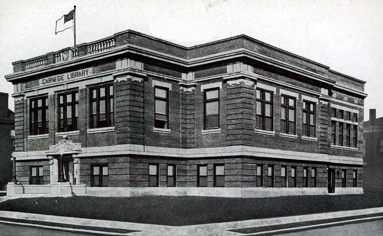 Carnegie Library Illinois