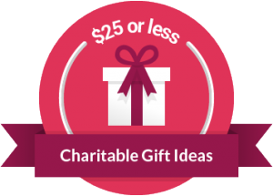 Get Started: Browse Charitable Gift Ideas Now!