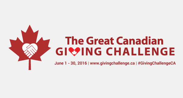 Charity Life Great Canadian Giving Challenge