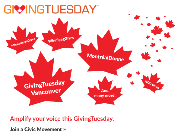 Civic Movements GivingTuesday