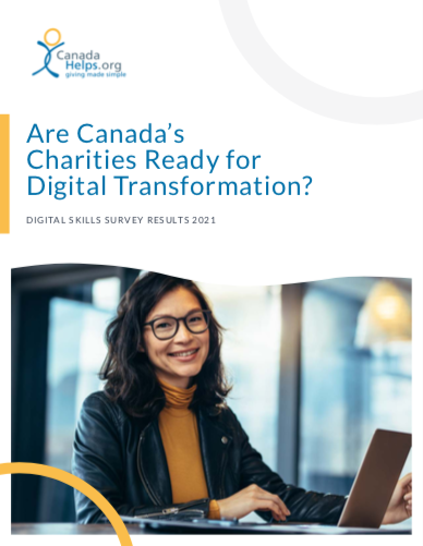 Are Canada's Charites Ready for Digital Transformation?