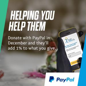 PayPal December Match