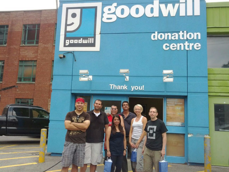 Goodwill Campaign