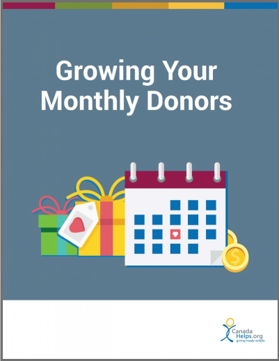 Growing Your Monthly Donors White Paper