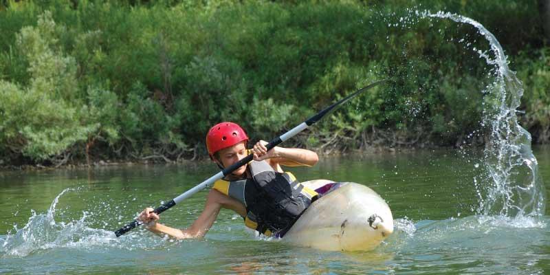 Kayak Camp Cherith
