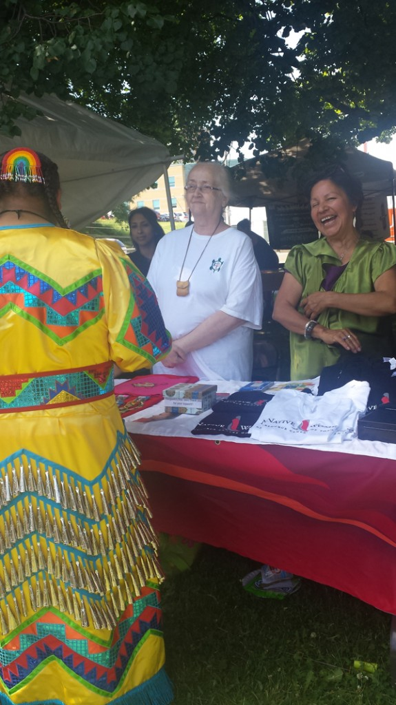 Native Women's Resource Centre Toronto at Na-me-res Pow Wow