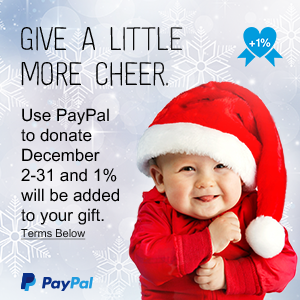 PayPal Helps Your Holiday Donations Go Further on