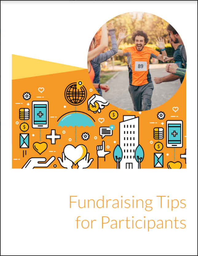 Fundraising Tips for Team Participants
