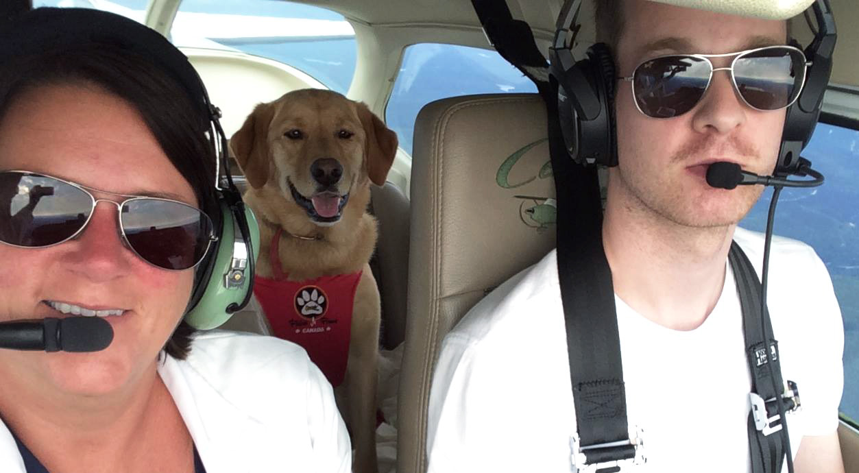 Pilots N Paws Canada - Image 2