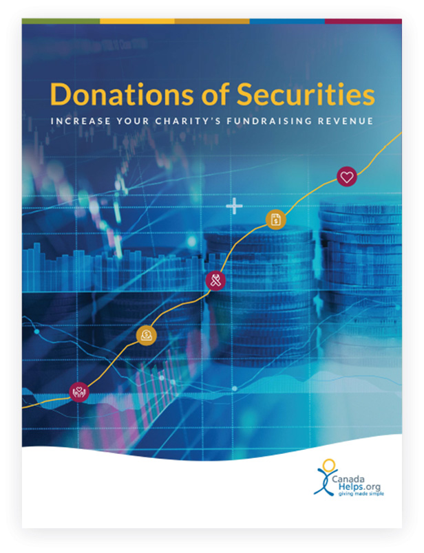 Donations of Securities: Increase Your Charity's Fundraising Revenue