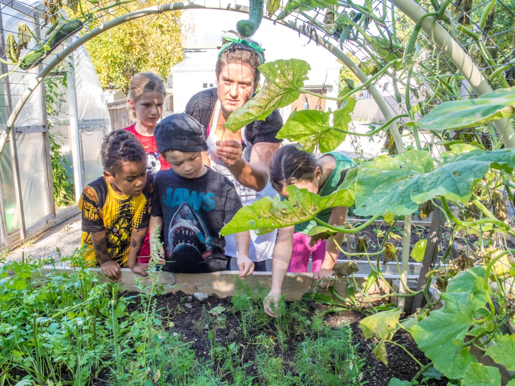 The Table Community Food Centre's After School Program (David Zimmerly)