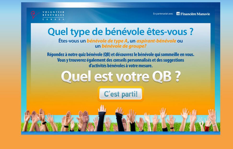 Volunteer Quiz FR