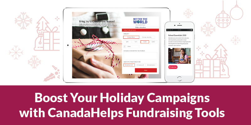 Collecting donations from your charity's website just got even easier!