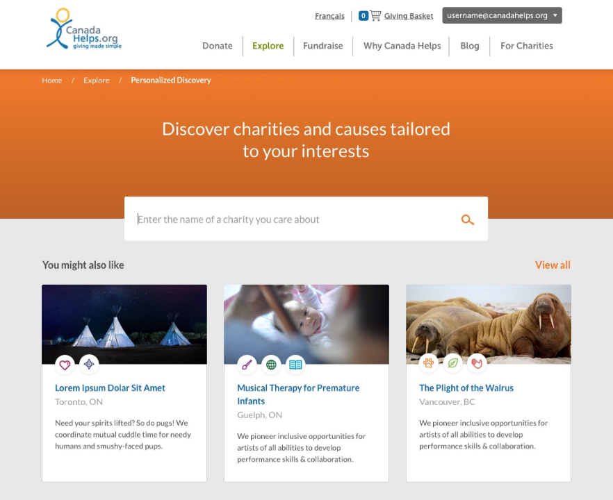 New Discovery Services