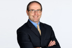 Head shot of Imagine Canada's President and CEO, Bruce MacDonald