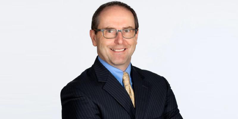 Head shot of Imagine Canada's President & CEO, Bruce MacDonald
