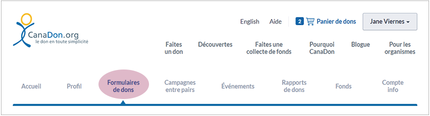 French image showing