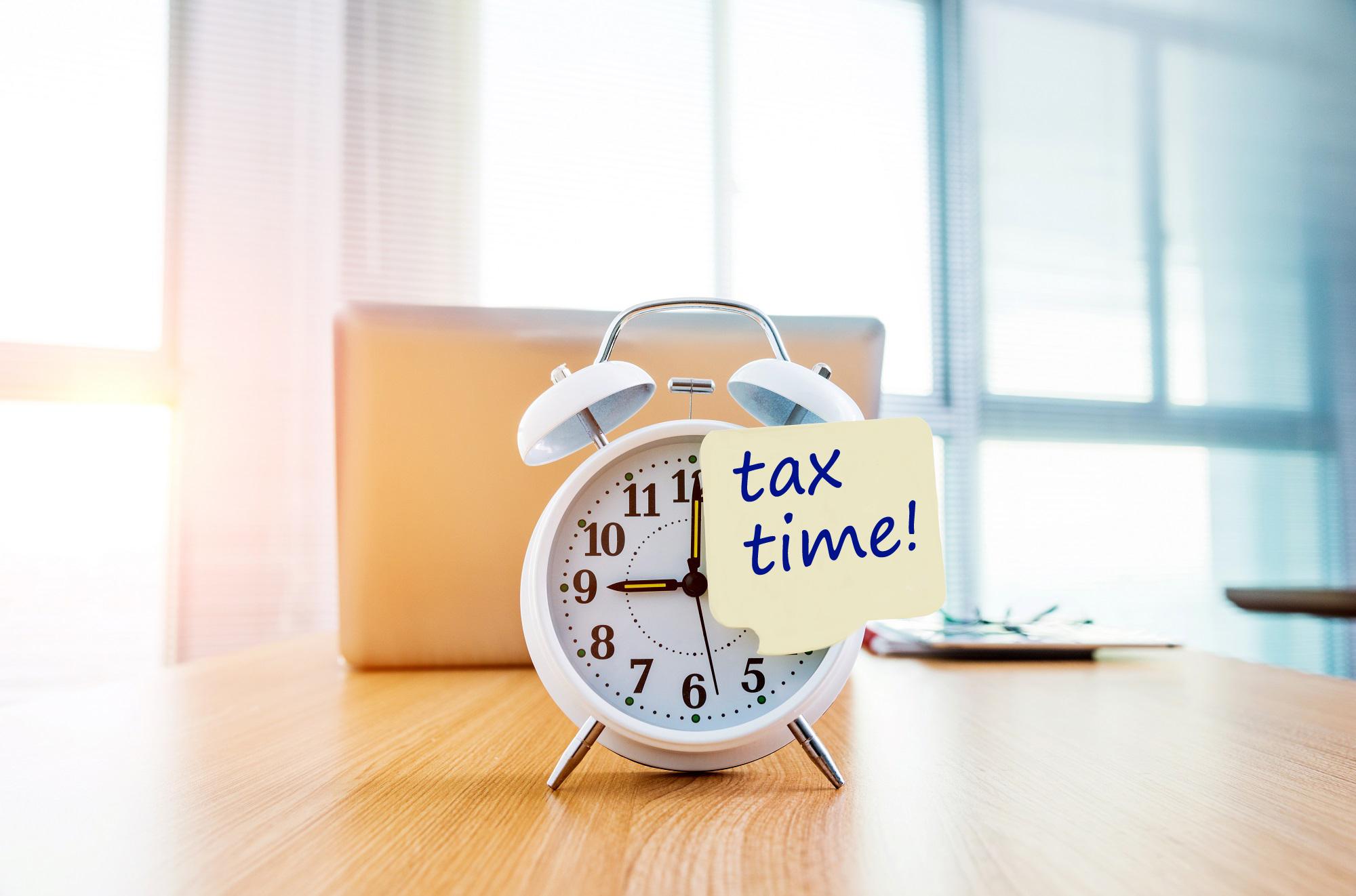 Get your 2019 tax receipt