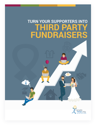 Third party fundraising