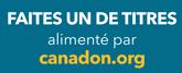 Faites un don maintenant par l'entremise de CanaDon.org!