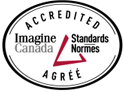 Imagine Canada - Standards Accredited