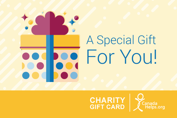 Charity Gift Cards | CanadaHelps