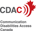 Communication Disabilities Access Canada