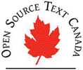 Open Source Text Canada