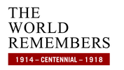 The World Remembers: 1914-1918
