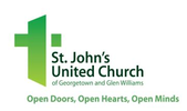 ST JOHN'S UNITED CHURCH OF GEORGETOWN AND GLEN WILLIAMS