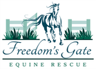 Freedom's Gate Equine Rescue