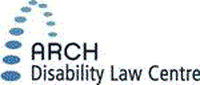 ARCH DISABILITY LAW CENTRE