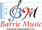 BARRIE MUSIC FESTIVAL ASSOCIATION INC