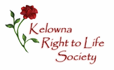 KELOWNA RIGHT TO LIFE SOCIETY