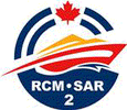 Royal Canadian Marine Search & Rescue • Station 2 North Vancouver