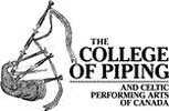 THE COLLEGE OF PIPING AND CELTIC PERFORMING ARTS OF CANADA I