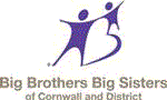 BIG BROTHERS AND BIG SISTERS OF CORNWALL AND DISTRICT INC