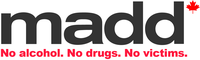MOTHERS AGAINST DRUNK DRIVING (MADD CANADA)