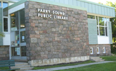 Parry Sound Public Library