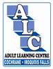 ADULT LEARNING CENTRE - Cochrane & Iroquois Falls