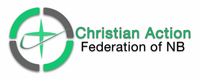 Christian Action Federation of NB, Inc.