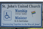 ST JOHN'S UNITED CHURCH