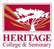 HERITAGE COLLEGE AND THEOLOGICAL SEMINARY